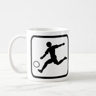 Voetballer Pro Koffiemok