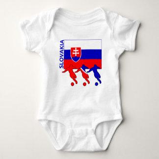 Voetballers - Slowakije Romper
