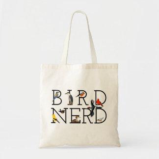 Vogel Nerd Draagtas