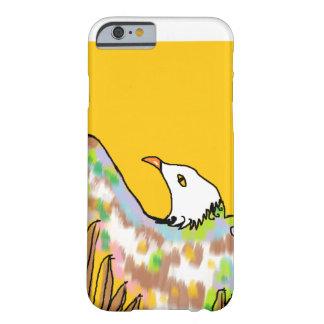 Vogel van vele kleuren barely there iPhone 6 hoesje