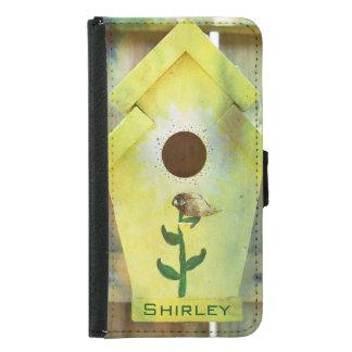 Vogelhuis door Shirley Taylor