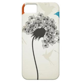 Vogels een flower3 barely there iPhone 5 hoesje