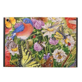 Vogels, het Hoesje van de Lucht van Vlinders iPad iPad Air Hoesje