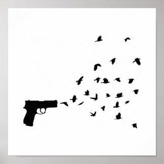 vogels poster
