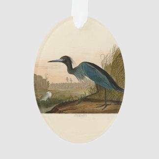 Vogels van de Reiger van de Kraan van Audubon de B Ornament
