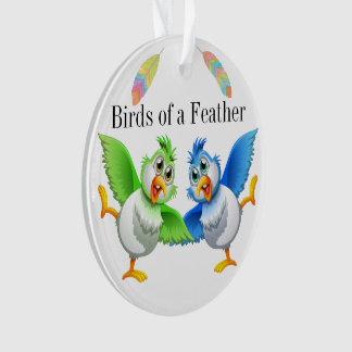 Vogels van een Familie van de Veer - het Ornament