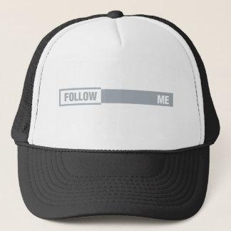 Volg me trucker pet