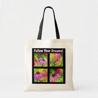 Volg Uw Dromen Draagtas