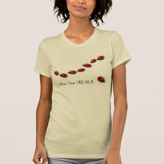 Volg Uw Dromen: Lieveheersbeestjes: Origineel Art. T Shirt