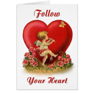 Volg Uw Hart Kaart