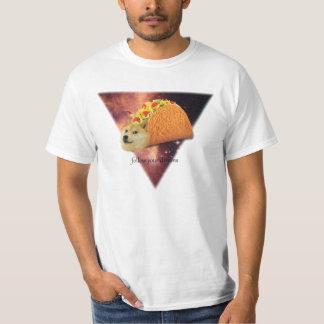 Volg uw T-shirt van de dromenDOGE