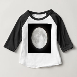 volle maan baby t shirts