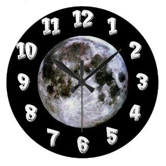 Volle maan grote klok