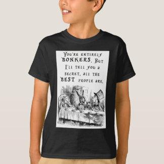 volledig gekke A4 T Shirt