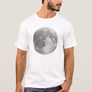 Volledige Luna Maan T Shirt