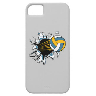 Volleyball Barely There iPhone 5 Hoesje