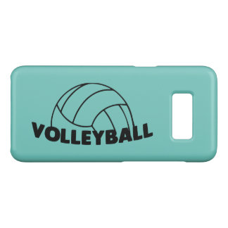 Volleyball Case-Mate Samsung Galaxy S8 Hoesje