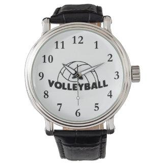 Volleyball Horloge