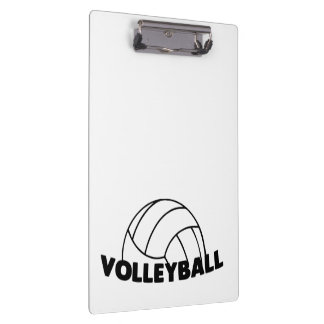 Volleyball Klembord