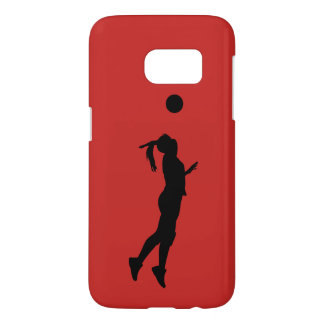 Volleyball Samsung Galaxy S7 Hoesje