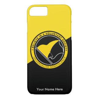 Voluntaryist iPhone 7 Hoesje