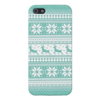 Voor altijd Kerstmis iPhone 5 Cases