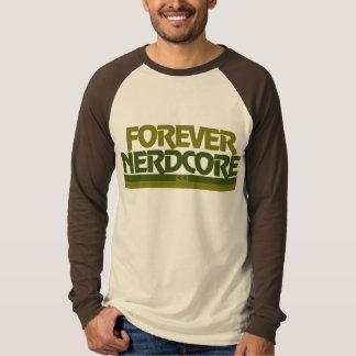 Voor altijd Nerdcore T Shirt