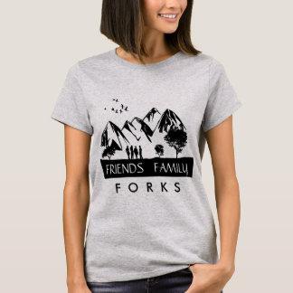 Voor altijd Vorken T Shirt