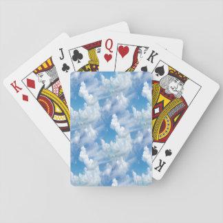 Voor altijd Wolken…. Speelkaarten