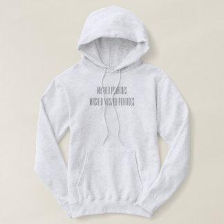 Voor de liefde van fijngestampte aardappels hoodie