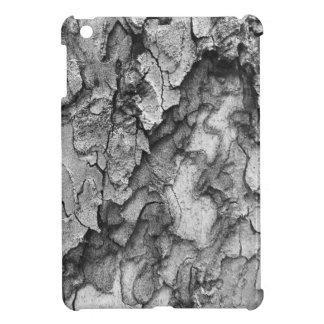 Voor de Liefde van Natuur - Zwarte & Witte Schors iPad Mini Cover