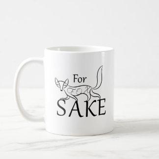 Voor het Belang van de Vos Koffiemok