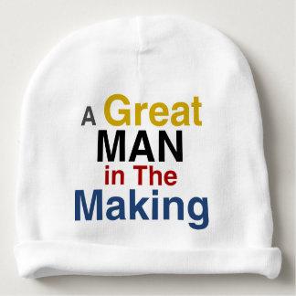 voor jongens en kind - een groot man in het maken baby mutsje