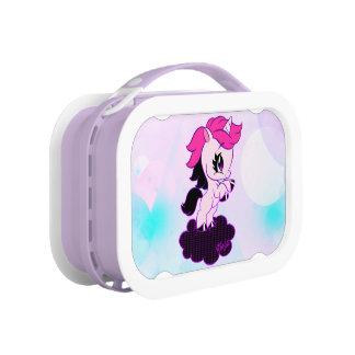 Voor Kind: Eenhoorn alle-in-Één Lunchbox +