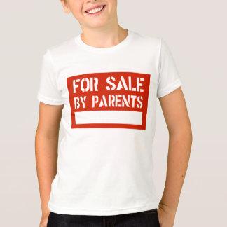 Voor Verkoop door Ouders T Shirt