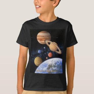 Voorbij het Overhemd van de Planeet van het Huis T Shirt