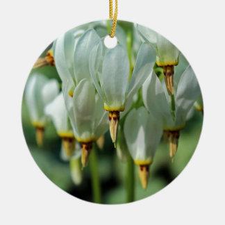 Voorbij Verbeelding Rond Keramisch Ornament