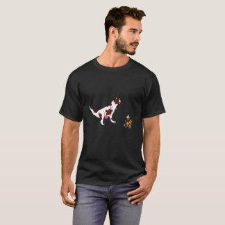 """""""Voorhistorische Koe T Shirt"""