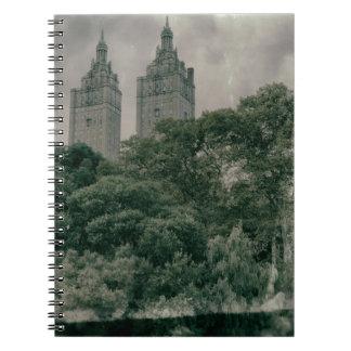 Vooroorlogse architectuur notitieboek
