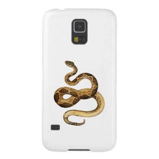 Voortglijdende Uitdrukkingen Galaxy S5 Hoesje