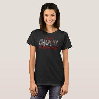 VOORZICHTIG ZIJN de BasisT-shirt van de Vrouwen T Shirt