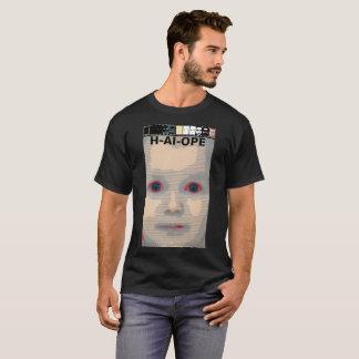 """""""Voorzichtig zijn"""" de T-shirt van de Kunstmatige"""