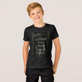 Voorzichtig zijn het kind van het Monster van het T Shirt