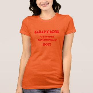 Voorzichtigheid T Shirt
