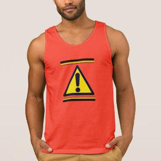 (Voorzichtigheid) t-shirt va-CA door DAL