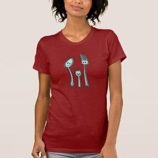 Vork + Spoon= Spork T Shirt