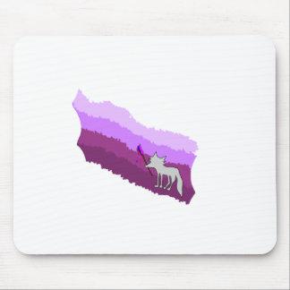 Vos van Kleuren Muismatten