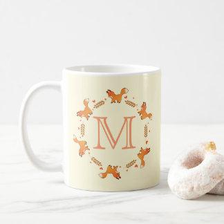 Vossen, Laurier en de Kroon van Harten met Koffiemok