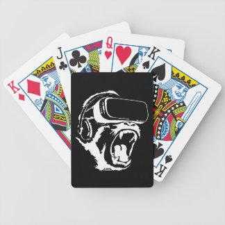 VR gorilla Pak Kaarten