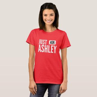 Vraag enkel Ashley T Shirt